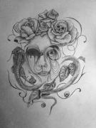 Dessin Serpent Realiste Galerie Creation